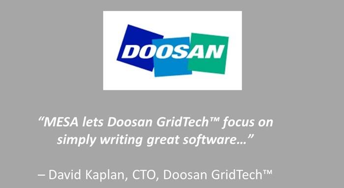 Doosan GridTech™